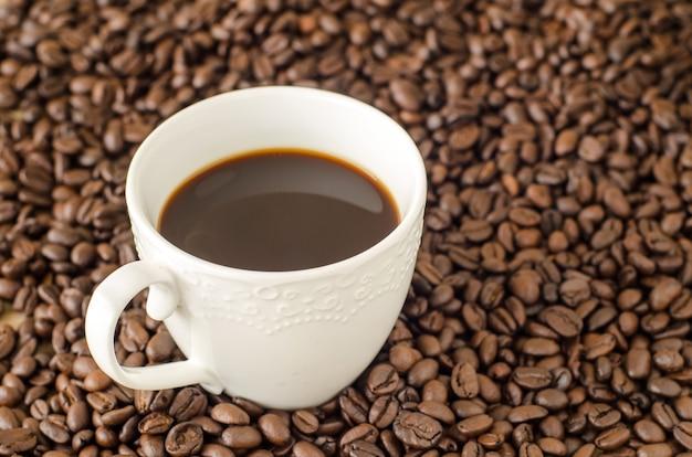 Heißer Kaffee