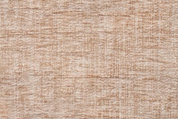Heller beige textilbeschaffenheitshintergrund Premium Fotos