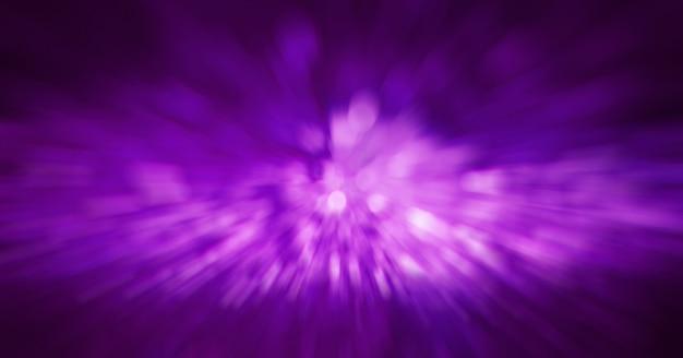 Helles purpur verwischte lichter. auszug unscharfer hintergrund. Premium Fotos
