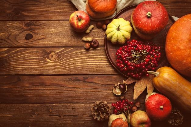 Herbst hintergrund Premium Fotos