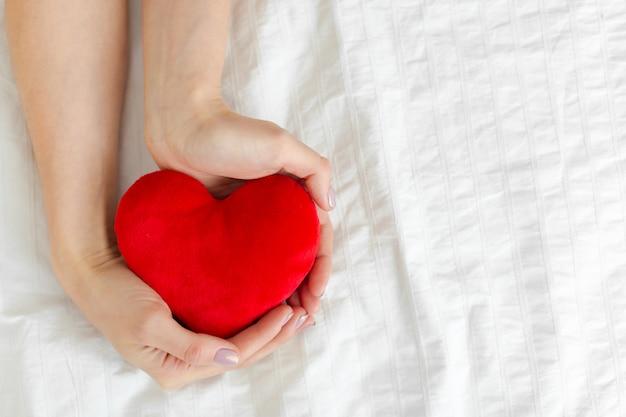 Herz in händen Premium Fotos