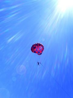 Himmel, blau, luft Kostenlose Fotos