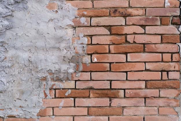 Hintergrund der braunen backsteinmauer. backsteinmauer hintergrund Kostenlose Fotos