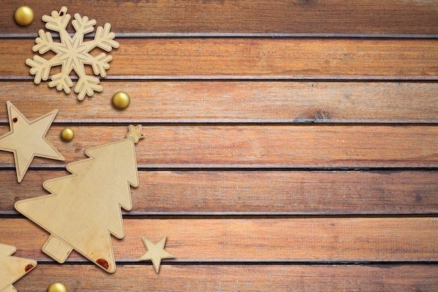 Hintergrund der frohen weihnachten Premium Fotos