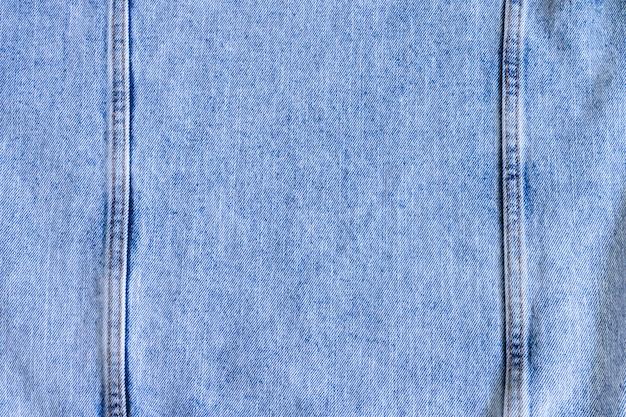 Hintergrund des jeansbeschaffenheits-denimblaus Premium Fotos