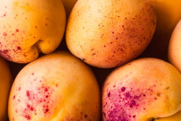 Hintergrund von reifen aprikosen Kostenlose Fotos