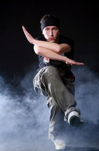 Hip-hop-tänzer im tanz Kostenlose Fotos