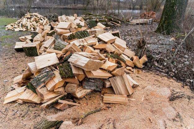 Hochwinkelholz für lagerfeuer Kostenlose Fotos