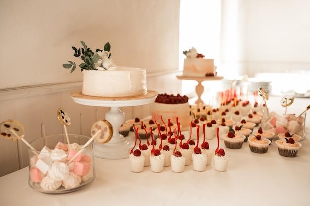 Hochzeit süßigkeiten und desserts Kostenlose Fotos