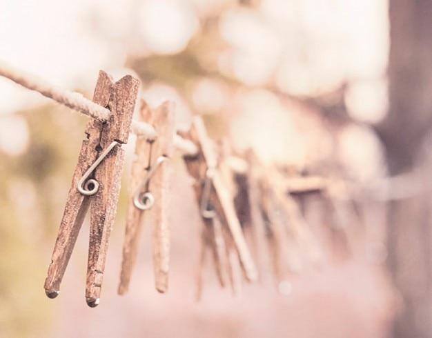 Holz pinzette Kostenlose Fotos