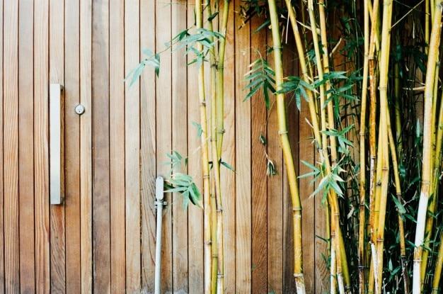 Holz und Bambus Kostenlose Fotos