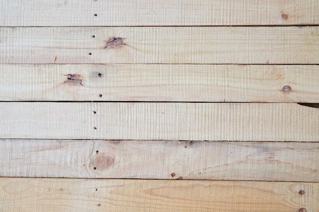 Holzfußbodenperspektivansicht mit hölzernem Premium Fotos