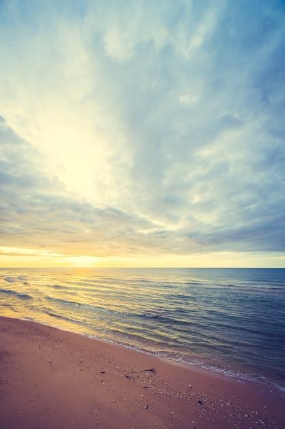 Horizont welle meer natur reisen Kostenlose Fotos