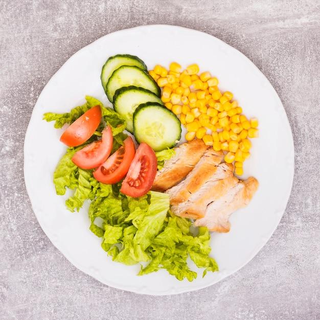 Hühnchensalat Kostenlose Fotos