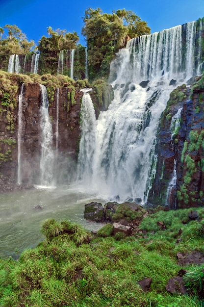 Iguazu national park Premium Fotos