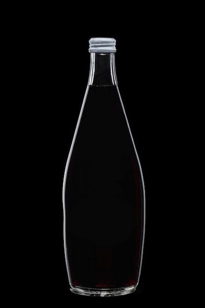 In einer glasflasche trinken Kostenlose Fotos