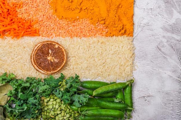 Indien unabhängigkeitstag konzept Premium Fotos