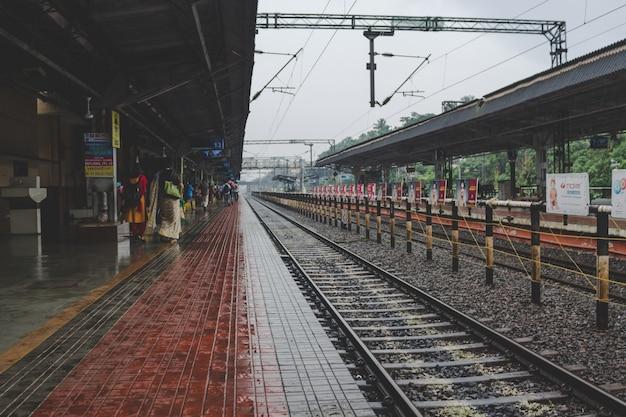 Indischer Bahnhof Kostenlose Fotos