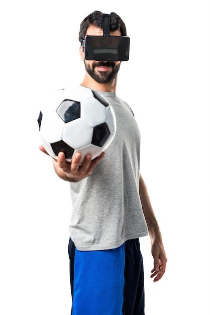 Interaktive visuelle schutzbrille aktivität hitech Kostenlose Fotos