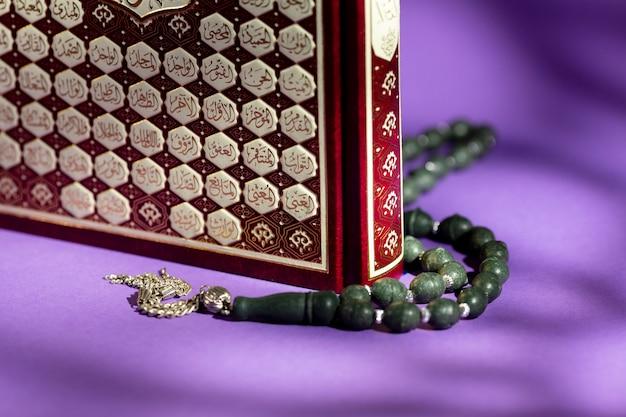 Islamische zusammensetzung des neuen jahres mit quran Kostenlose Fotos
