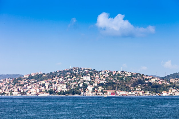 Istanbul skyline Premium Fotos