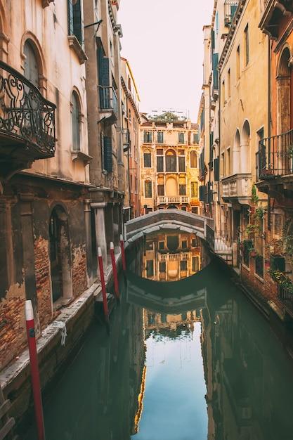 Italien venedig schönheit Premium Fotos