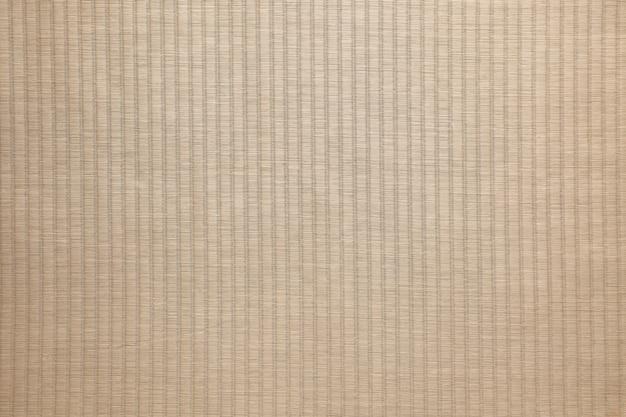 Japanischer traditioneller tatami mat background Premium Fotos