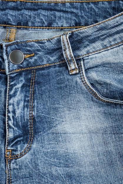 Jeans textur oder hintergrund. Premium Fotos