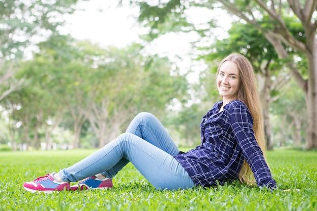 Schöne Teenager-Bilder
