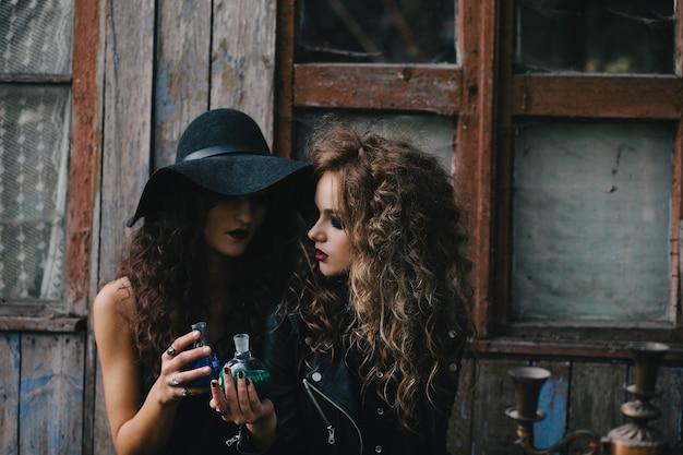 Junge hexen experimente tun Kostenlose Fotos