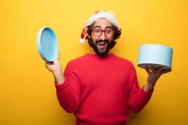 Verrückter Weihnachtsmann