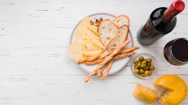 Käse vorspeise Kostenlose Fotos