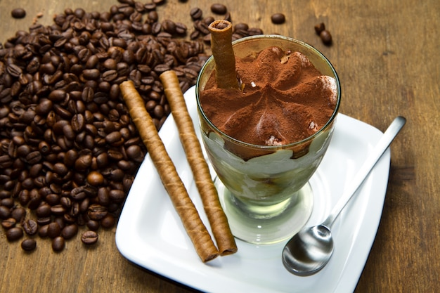 Kaffeeeis Premium Fotos