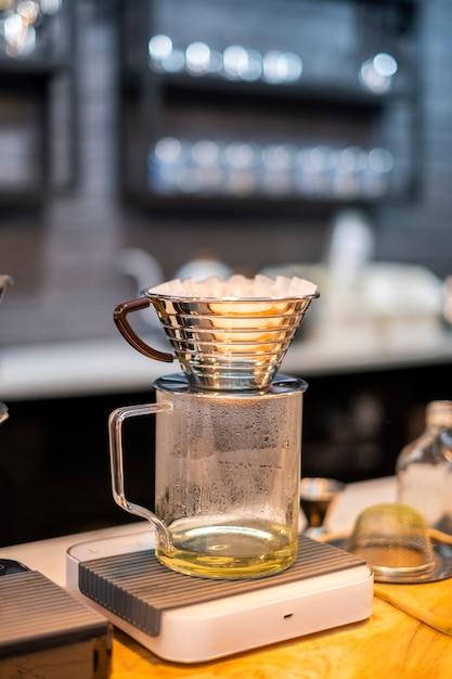 Kaffeetropfer ausrüstung Kostenlose Fotos
