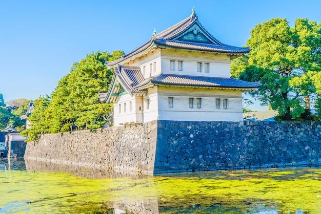 Kaiserpalast in tokyo japan Kostenlose Fotos