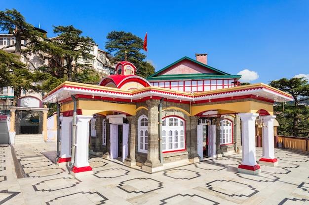 Kali bari tempel Premium Fotos
