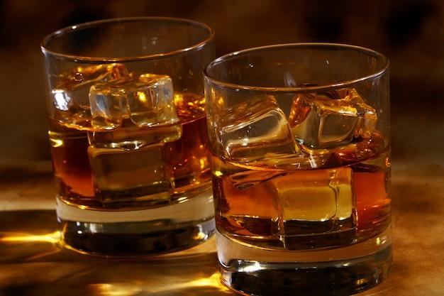 Kalter whiskey Kostenlose Fotos