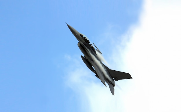 Kampfjet Premium Fotos