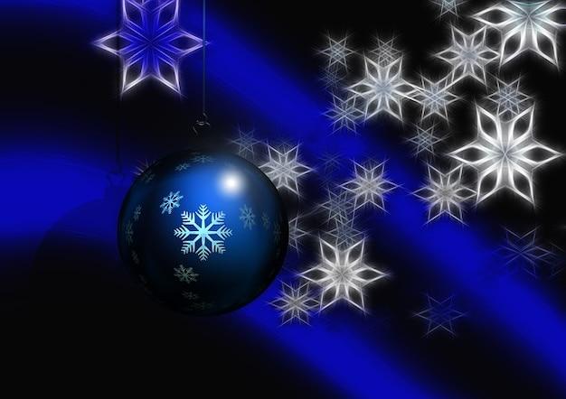 Karte Ornamente Begrüßung Weihnachten | Download der kostenlosen Fotos