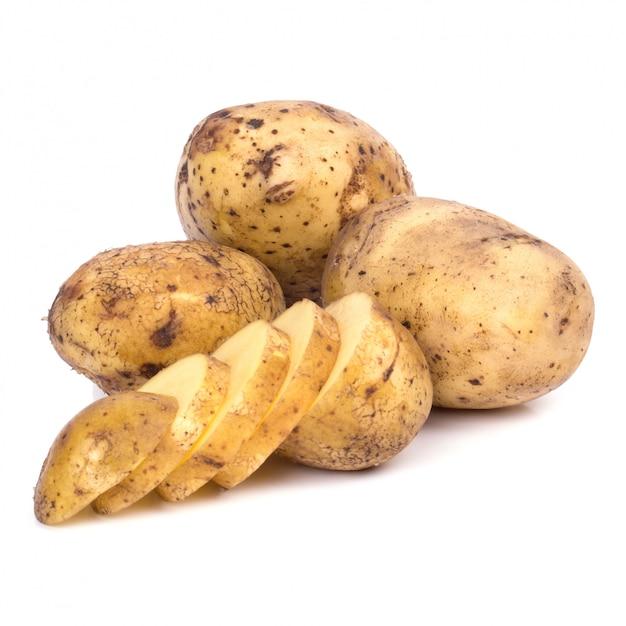 Kartoffel auf dem tisch Kostenlose Fotos