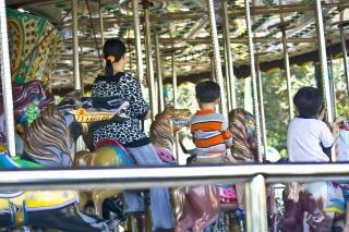 Karussell themenpark festival Kostenlose Fotos