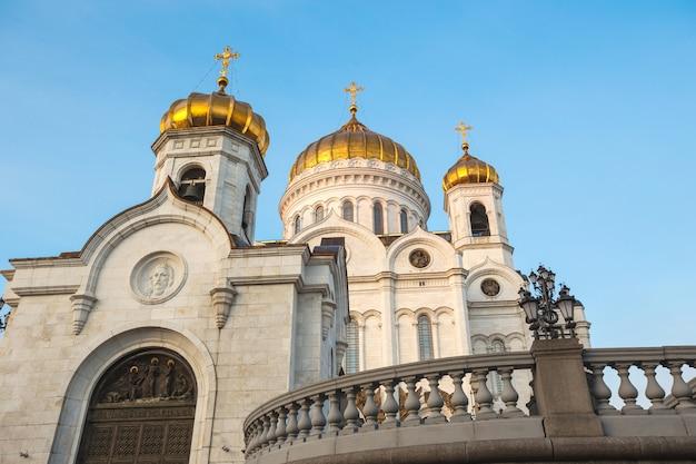 Kathedrale in moskau, russland Premium Fotos