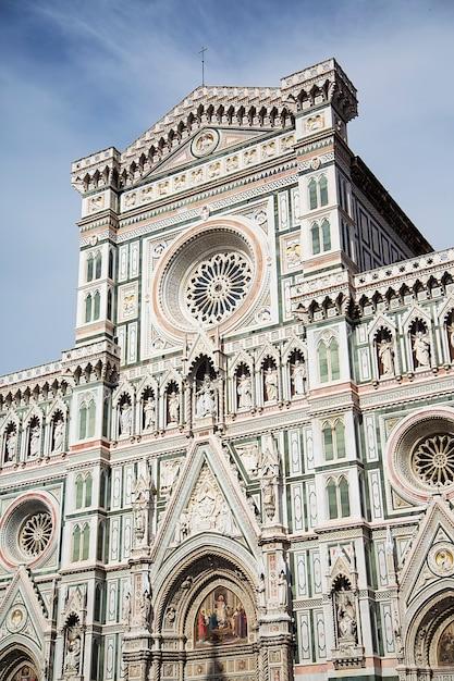 Kathedrale von florenz Premium Fotos