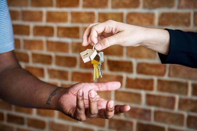Kaufendes immobilienkonzept Kostenlose Fotos