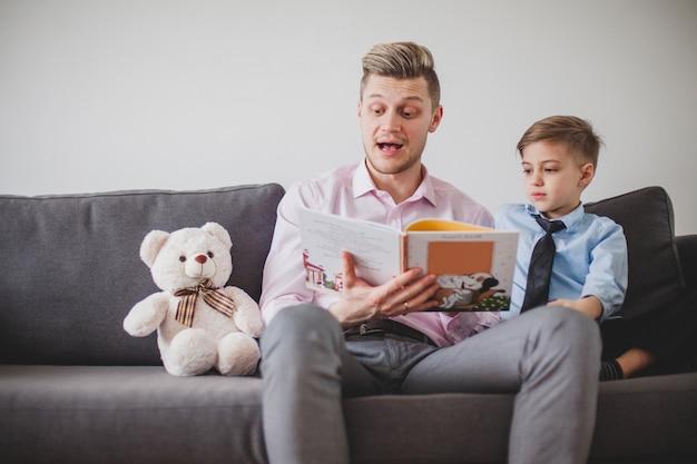 Kind Lebt Beim Vater