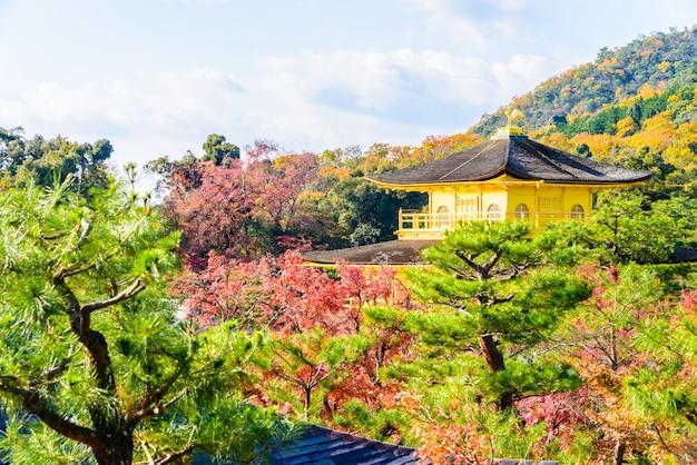 Kinkakuji-tempel Kostenlose Fotos