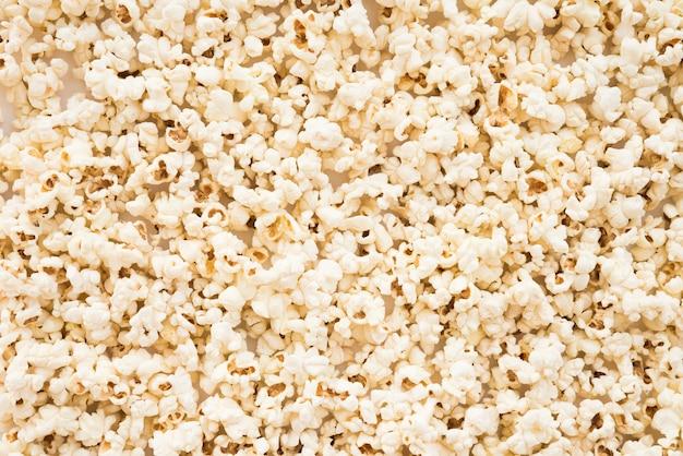 Kinokonzept mit popcornhintergrund Kostenlose Fotos