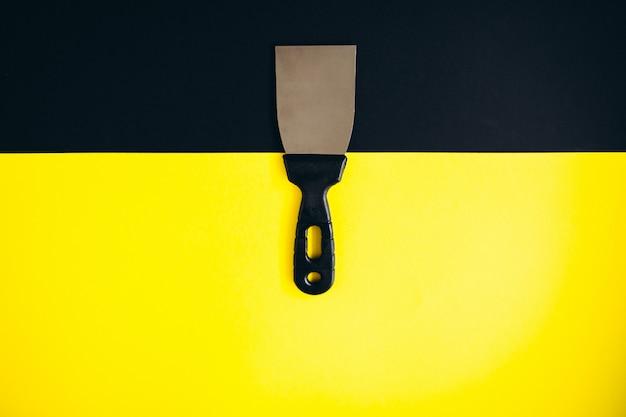 Kittmesser isolierter hintergrund Kostenlose Fotos