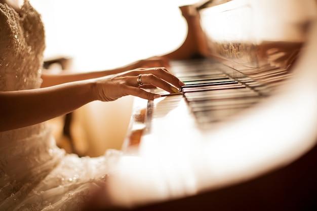 Klavier Premium Fotos