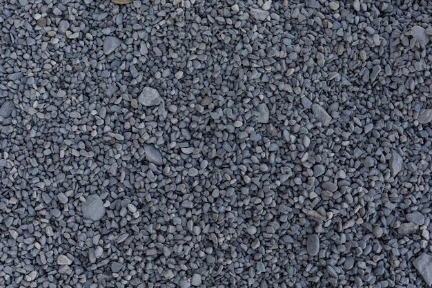 Kleine graue steine für den bau am boden Kostenlose Fotos